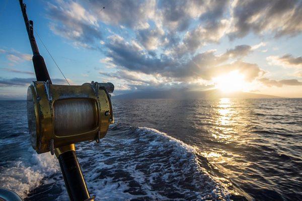 Fishing trip in hawaii